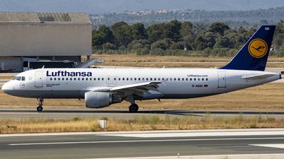 D-AIQK - Airbus A320-211 - Lufthansa