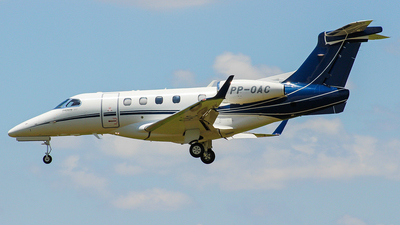 PP-OAC - Embraer 505 Phenom 300 - Private