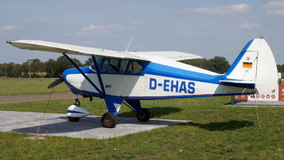 D-EHAS - Piper PA-22-150 Tri-Pacer - Private