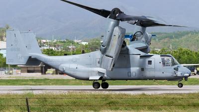 166691 - Boeing MV-22B Osprey - United States - US Marine Corps (USMC)