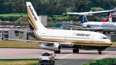 G-BKMS - Boeing 737-2Q8(Adv) - Amber Air