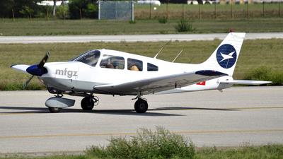HB-PIV - Piper PA-28-181 Archer II - Motorfluggruppe Zurich