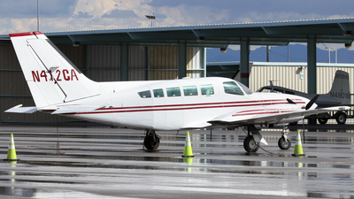 N412CA - Cessna 402C - Private