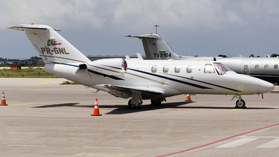 PR-GNL - Cessna 525 Citation CJ1 - Private