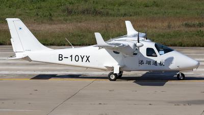 B-10YX - Tecnam P2006T - Private