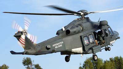 MM81798 - Agusta-Westland HH-139A - Italy - Air Force