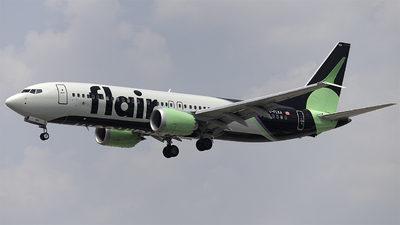 C-FLKA - Boeing 737-8 MAX - Flair Airlines