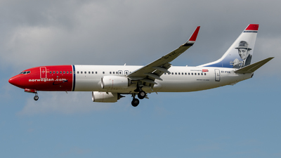 norwegian flight tracker