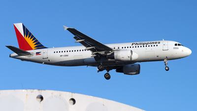 RP-C8611 - Airbus A320-214 - Philippine Airlines