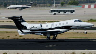 CS-DTQ - Embraer 505 Phenom 300 - EverJets