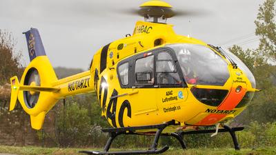 D-HRAC - Eurocopter EC 135P2+ - ADAC Luftrettung