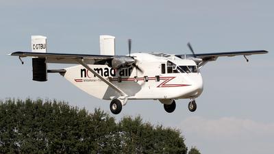 C-GTBU - Short SC-7 Skyvan - Nomad Aviation