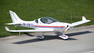 OK-UUR 22 - AeroSpool Dynamic WT9 - Private