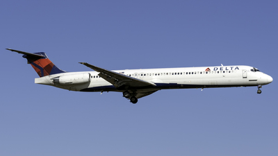 A picture of N997DL - McDonnell Douglas MD88 - [53364] - © Kerrigan_Aviation_NJ