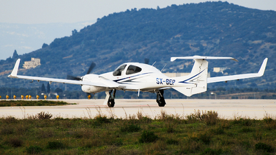 SX-BEP - Diamond DA-42 NG Twin Star - Egnatia Aviation