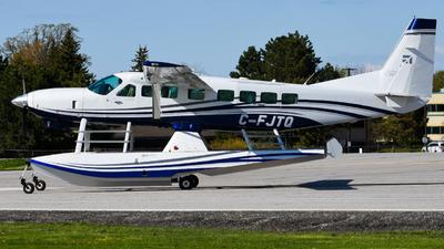 A picture of CFJTQ - Cessna 208B Grand Caravan Ex -  - © Aaron Miles