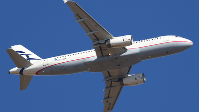 SX-DVW - Airbus A320-232 - Aegean Airlines