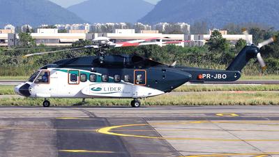 A picture of PRJBO - Sikorsky S92A Helibus - [920192] - © Allan Martins Antunes