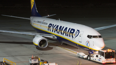 EI-DPE - Boeing 737-8AS - Ryanair