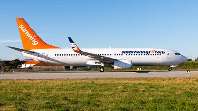 OK-TSO - Boeing 737-8GQ - SmartWings (Sunwing Airlines)