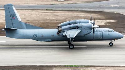 FAP325 - Antonov An-32B - Perú - Air Force