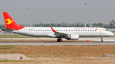 B-3236 - Embraer 190-200LR - Tianjin Airlines