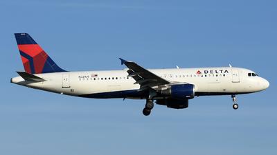 N321US - Airbus A320-211 - Delta Air Lines