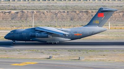 11155 - Xian Y-20A - China - Air Force