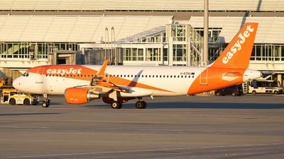 G-EZRD - Airbus A320-214 - easyJet