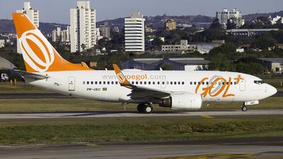PR-GEC - Boeing 737-7EH - GOL Linhas Aéreas