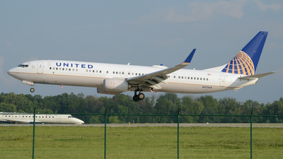 N37468 - Boeing 737-924ER - United Airlines