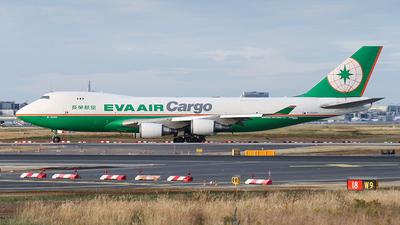 B-16483 - Boeing 747-45EF(SCD) - Eva Air Cargo
