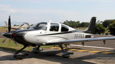 PR-PAA - Cirrus SR22 Platinum - Private
