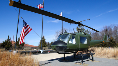 66-15236 - Bell UH-1 Iroquois - United States - US Army