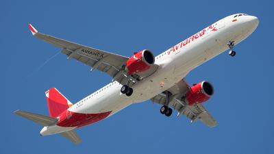 N759AV - Airbus A321-253N - Avianca