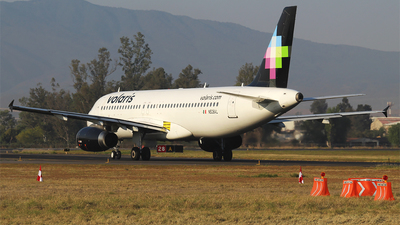A picture of N508VL - Airbus A320233 - Volaris - © Alejandro Aceves
