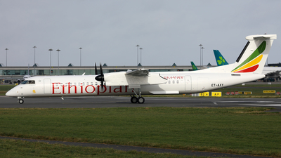 ET-AXY - Bombardier Dash 8-Q402 - Ethiopian Airlines