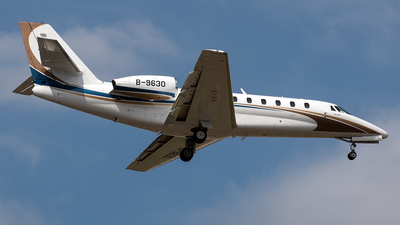 B-9630 - Cessna 680 Citation Sovereign - China Eastern Airlines
