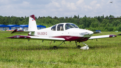 RA-2429G - Cessna 172M Skyhawk - MARZ DOSAAF