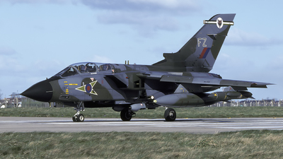 ZA410 - Panavia Tornado GR.1 - United Kingdom - Royal Air Force (RAF)