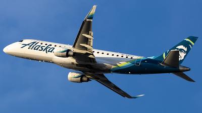 N183SY - Embraer 170-200LR - Alaska Airlines (Skywest Airlines)