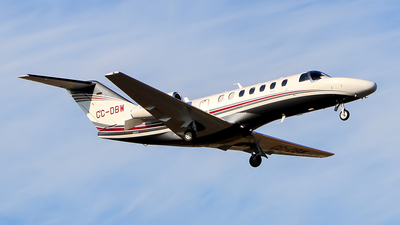 CC-DBW - Cessna 525B CitationJet 3 - Private
