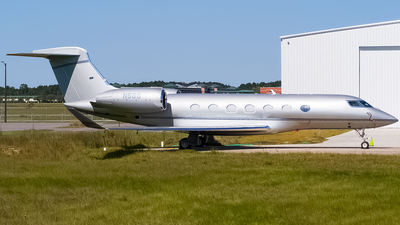 N5GG - Gulfstream G500 - Private