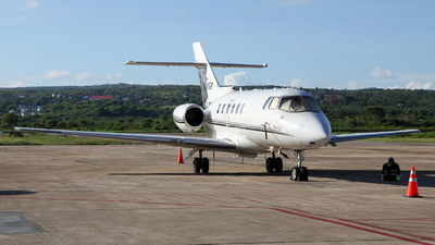 PK-YGR - Hawker Beechcraft 800XP - Tri-MG Intra Asia Airlines