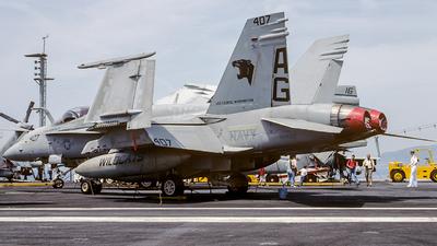 164223 - McDonnell Douglas F-18C Hornet - United States - US Navy (USN)