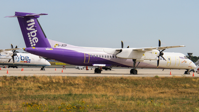 G-JECP - Bombardier Dash 8-Q402 - Flybe
