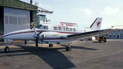 TF-ELB - Beech 99A Airliner - Íslandsflug