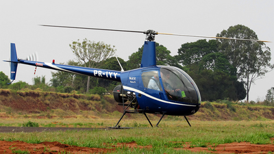 PR-IYY - Robinson R22 Beta - Private