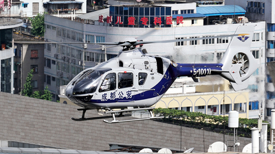 51011L - Eurocopter EC 135 - Sichuan Xiling Fengteng General Aviation