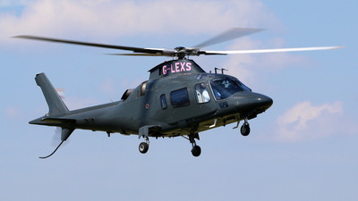 A picture of GLEXS - Agusta A109E Power - [11154] - © Brian T Richards